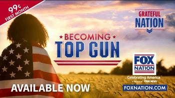 FOX Nation TV Spot, 'Becoming Top Gun' - Thumbnail 10