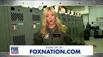 FOX Nation TV Spot, \'Becoming Top Gun\'
