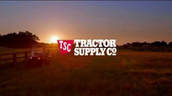 Tractor Supply Co. TV Spot, 'A New Day' - Thumbnail 1