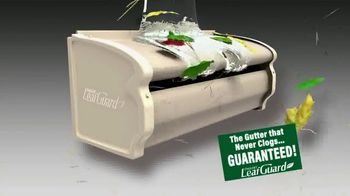 LeafGuard of St. Louis $99 Install Sale TV Spot, 'Memorial Day: Gutter Protection'