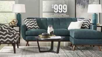 Rooms to Go Memorial Day Sale TV Spot, 'Brighten Your Room: $999' - Thumbnail 6