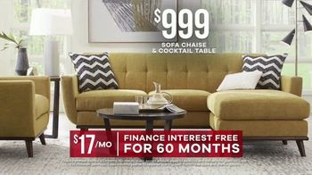Rooms to Go Memorial Day Sale TV Spot, 'Brighten Your Room: $999' - Thumbnail 7