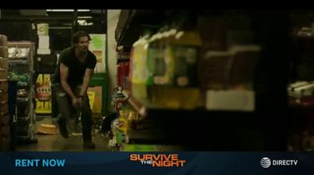 DIRECTV Cinema TV Spot, 'Survive the Night' - Thumbnail 2