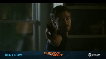 DIRECTV Cinema TV Spot, 'Survive the Night' - Thumbnail 4