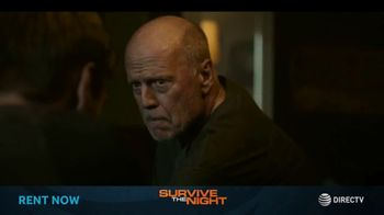 DIRECTV Cinema TV Spot, 'Survive the Night' - Thumbnail 5