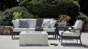 Ethan Allen Memorial Day Sale TV Spot, 'Enhance Your Outdoor Living Space' - Thumbnail 5