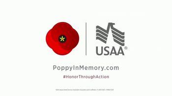 USAA TV Spot, 'Memorial Day: BET: Wear a Poppy' - Thumbnail 9