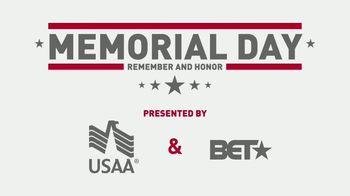 USAA TV Spot, 'Memorial Day: BET: Wear a Poppy' - Thumbnail 1