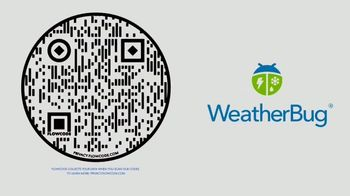 WeatherBug TV Spot, 'Fastest Alerts and Best Real Time Forecast' - Thumbnail 1