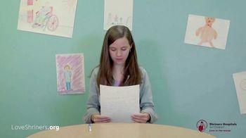 Shriners Hospitals for Children TV Spot, 'Thankful' - Thumbnail 4