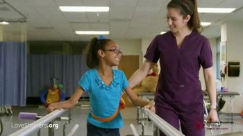 Shriners Hospitals for Children TV Spot, 'Thankful' - Thumbnail 8