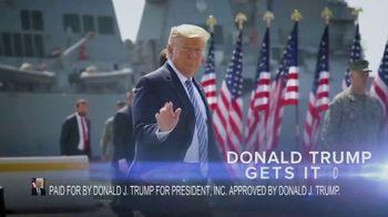 Donald J. Trump for President TV Spot, 'Won't Cut It' - Thumbnail 9