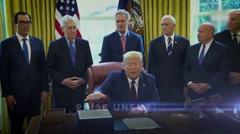 Donald J. Trump for President TV Spot, 'Won't Cut It' - Thumbnail 4