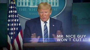 Donald J. Trump for President TV Spot, 'Won't Cut It' - Thumbnail 7