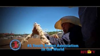 National High School Rodeo Association TV Spot, 'We Are Unstoppable' - Thumbnail 1