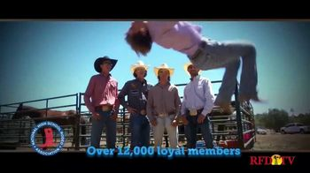National High School Rodeo Association TV Spot, 'We Are Unstoppable' - Thumbnail 3