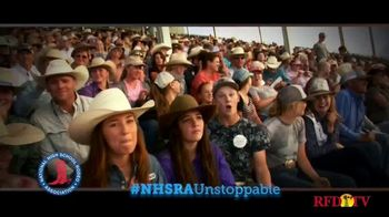 National High School Rodeo Association TV Spot, 'We Are Unstoppable'
