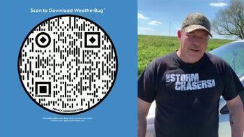 WeatherBug TV Spot, 'Live Storm Chasers' - Thumbnail 1
