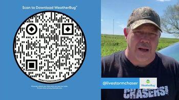 WeatherBug TV Spot, 'Live Storm Chasers' - Thumbnail 10