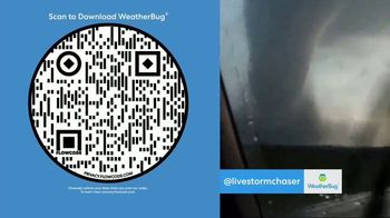 WeatherBug TV Spot, 'Live Storm Chasers' - Thumbnail 2