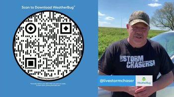 WeatherBug TV Spot, 'Live Storm Chasers'