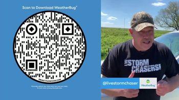 WeatherBug TV Spot, 'Live Storm Chasers' - Thumbnail 4