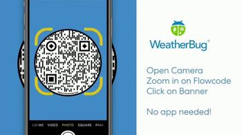 WeatherBug TV Spot, 'Live Storm Chasers' - Thumbnail 6