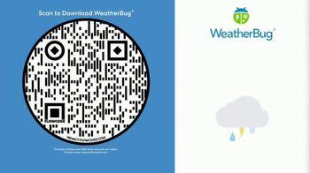 WeatherBug TV Spot, 'Live Storm Chasers' - Thumbnail 7