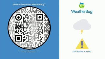 WeatherBug TV Spot, 'Live Storm Chasers' - Thumbnail 8