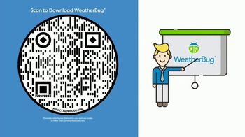 WeatherBug TV Spot, 'Live Storm Chasers' - Thumbnail 9