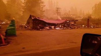 American Red Cross TV Spot, 'A&E: Wildfires' Featuring Matt Iseman