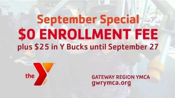 YMCA TV Spot, 'New World: $25 in Y Bucks' - Thumbnail 10