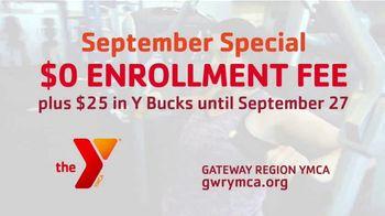 YMCA TV Spot, 'New World: $25 in Y Bucks' - Thumbnail 9