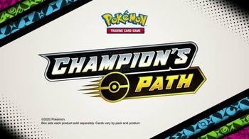 Pokemon TCG: Champion's Path TV Spot, 'Disney Channel: Every Champion Has a Team' - Thumbnail 10