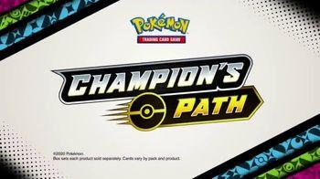 Pokemon TCG: Champion's Path TV Spot, 'Disney Channel: Every Champion Has a Team' - Thumbnail 9