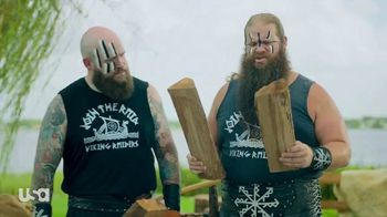 Domino's Specialty Pizzas TV Spot, 'USA Network: Cheeseburgers' Featuring Todd Smith, Raymond Rowe - Thumbnail 8