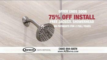 Jacuzzi TV Spot, '75% Off Install' - Thumbnail 7