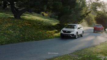 2020 Honda CR-V TV Spot, 'Wherever You Go' Song by Sia, Diplo, Labrinth [T2] - Thumbnail 1