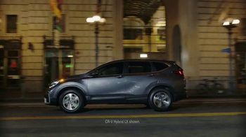2020 Honda CR-V TV Spot, 'Wherever You Go' Song by Sia, Diplo, Labrinth [T2] - 646 commercial airings