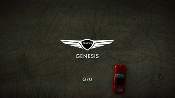 2020 Genesis G70 TV Spot, 'Track' Featuring Chrissy Teigen, John Legend [T1] - Thumbnail 7