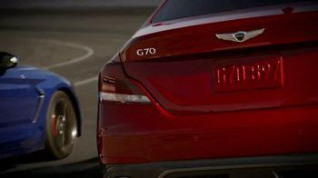 2020 Genesis G70 TV Spot, 'Track' Featuring Chrissy Teigen, John Legend [T1] - Thumbnail 5