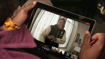 Microsoft Surface TV Spot, 'Celebrating Traditions with The New Orleans Saints' Feat. Alvin Kamara