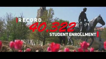 Texas Tech University TV Spot, \'Enrollment Records\'