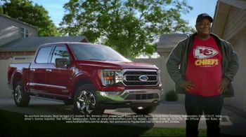 Ford TV Spot, 'Your NFL Fandom' [T1] - 16 commercial airings