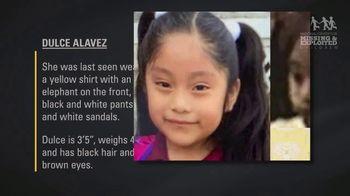 National Center for Missing & Exploited Children TV Spot, 'Dulce Alavez' - Thumbnail 6
