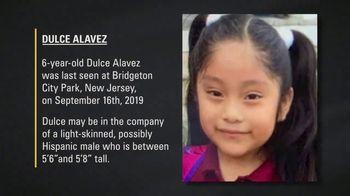 National Center for Missing & Exploited Children TV Spot, 'Dulce Alavez' - Thumbnail 3