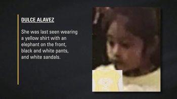 National Center for Missing & Exploited Children TV Spot, 'Dulce Alavez' - Thumbnail 4