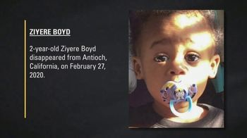National Center for Missing & Exploited Children TV Spot, 'Ziyere Boyd'