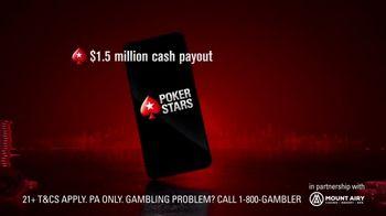 PokerStars TV Spot, 'Ante Up, Pennsylvania' - Thumbnail 3