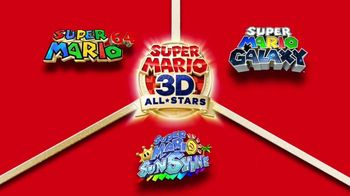 Super Mario 3D All-Stars TV Spot, 'Featuring Super Mario Galaxy'